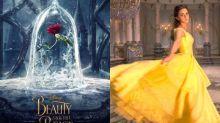 全球首發!《美女與野獸》6 張全新劇照首度曝光,Emma Watson 根本就是天生的公主!