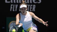 The Latest: Nadal beats Kyrgios to reach QFs in Australia
