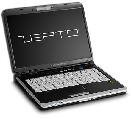 Zepto's Znote 6625WD does DX10, HSDPA, and HD DVD