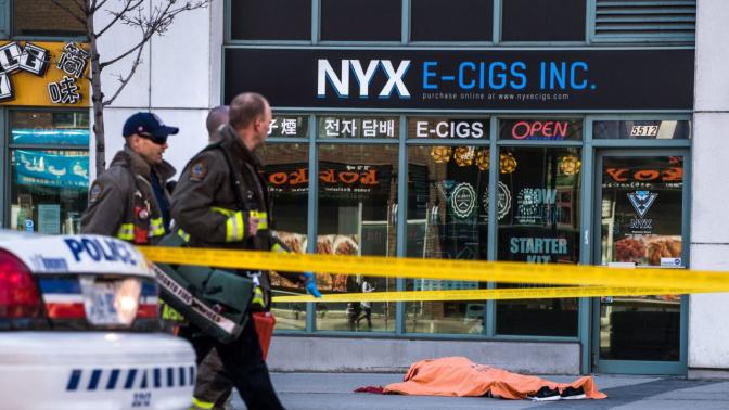 9 dead, 16 injured after van collision in Toronto