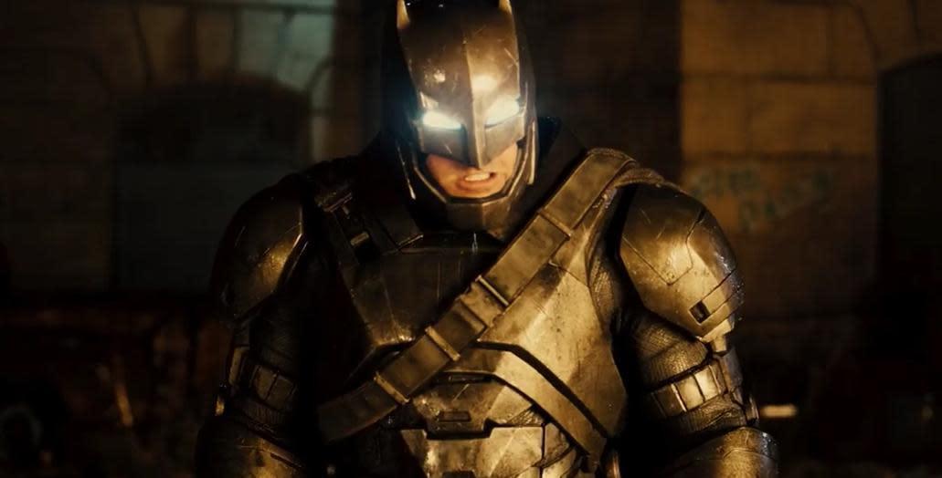 Superman Vs Batman Batman Suit
