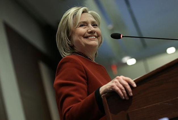 Hillary Clinton confirms she wiped her email server