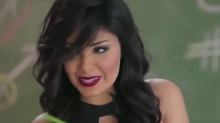 Egyptian singer JAILED for 'inciting debauchery' after suggestively eating banana in music video