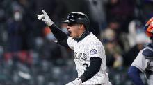 Cron's 5 RBIs key Rockies' 6-2 win over Astros