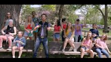 A cappella solo phenom covers new contemporary Christian hit song