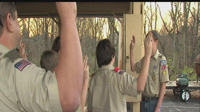 Local Cub Scout troop losing charter