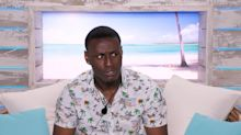 Love Island's Sherif Lanre Leaves Villa After Breaking Show Rules
