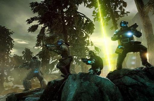 Make Killzone: Shadow Fall a friend zone with new co-op mode
