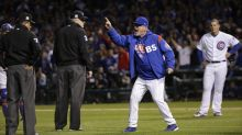 Umpire admits he was 'dead wrong' in Game 4 call that went against Cubs