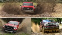 2019 Chevy Silverado 1500 vs. 2019 Ram 1500 vs. 2018 Ford F-150: How they compare