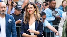 Jessica Alba Wore Four Outfits in a Day That You'll Want to Copy Immediately