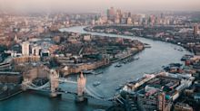 The age of people leaving London has fallen to a record low