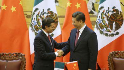 China abre las puertas a un TLC con México