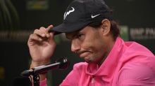 Rafael Nadal to return from knee injury on Monte Carlo Masters clay