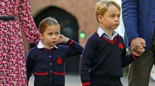 Royals respond to coronavirus: Prince George and Princess Charlotte to begin homeschooling