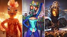 Masked Singer 2020: Who's been unmasked so far?