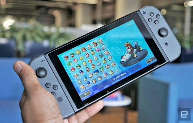 Nintendo could launch two new Switch consoles this year