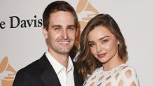 Evan Spiegel and Miranda Kerr Are Saving Themselves for Marriage (Sorta)