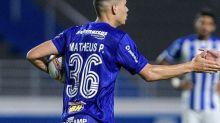 Matheus Pereira se cura da Covid-19 e volta aos trabalhos no Cruzeiro