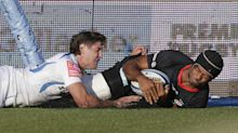 Saracens crush Exeter in Farrell's absence while battle for Premiership play-offs intensifies