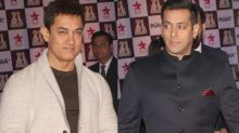 Salman Khan approaches Aamir Khan for a help and this is what Mr Perfectionist did