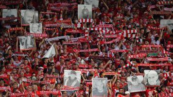 """""""Endlich dabei"""": Union gedenkt verstorbenen Fans"""