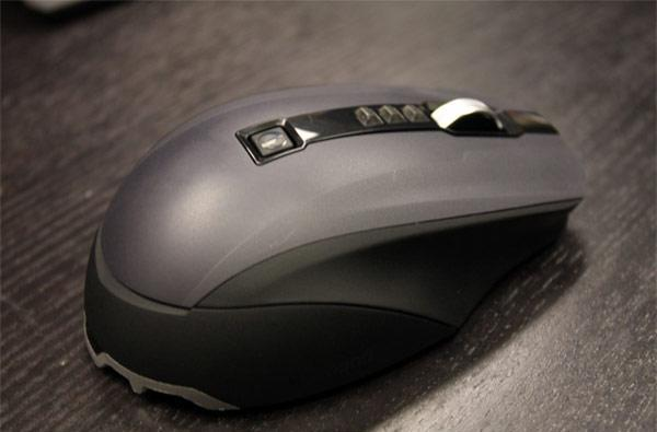 Microsoft SideWinder X8 gaming mouse gets official, examined