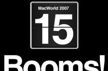 The Keynote boom count