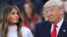 Melania Trump reportedly refused to leave Covid-19 isolation in order to keep from infecting Secret Service agents