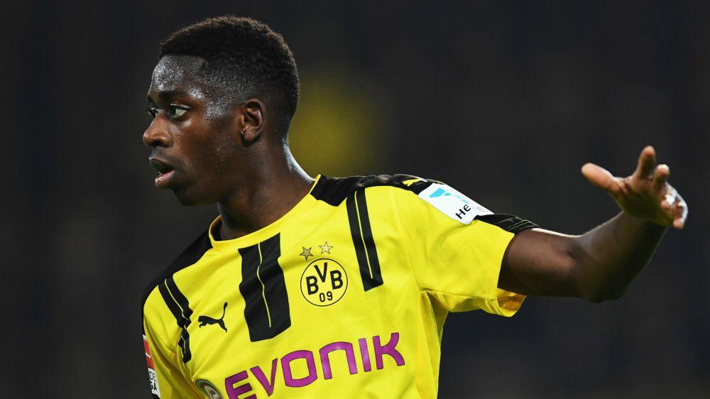 """Dortmund, Tuchel : """"Dembélé est un talent extraordinaire"""""""