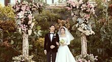 Inside Song Joong-ki and Song Hye-Kyo's wedding: from limousines to after-party and the wedding ring