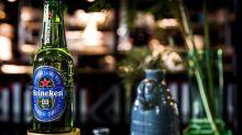 Heineken nine-month profit rises 4.4%