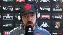 Ramon vê evolução no Vasco e cita fator psicológico após empate: 'Ficou mexido pela eliminação precoce'