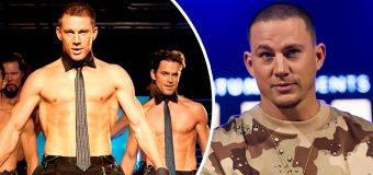 'Not easy': Channing Tatum on being Magic Mike