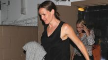 Jennifer Garner Has Girls Night Out With Chelsea Handler Days After Ben Affleck's Date With Lindsay Shookus at the Same Place