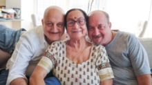 Mom Declared Healthy After COVID-19 Treatment: Anupam Kher