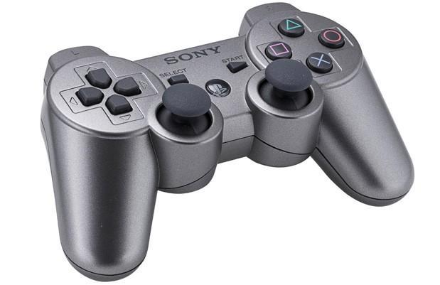 Make your PlayStation 3 look that much more like a Terminator robot with a 'Metallic Gray' DualShock 3