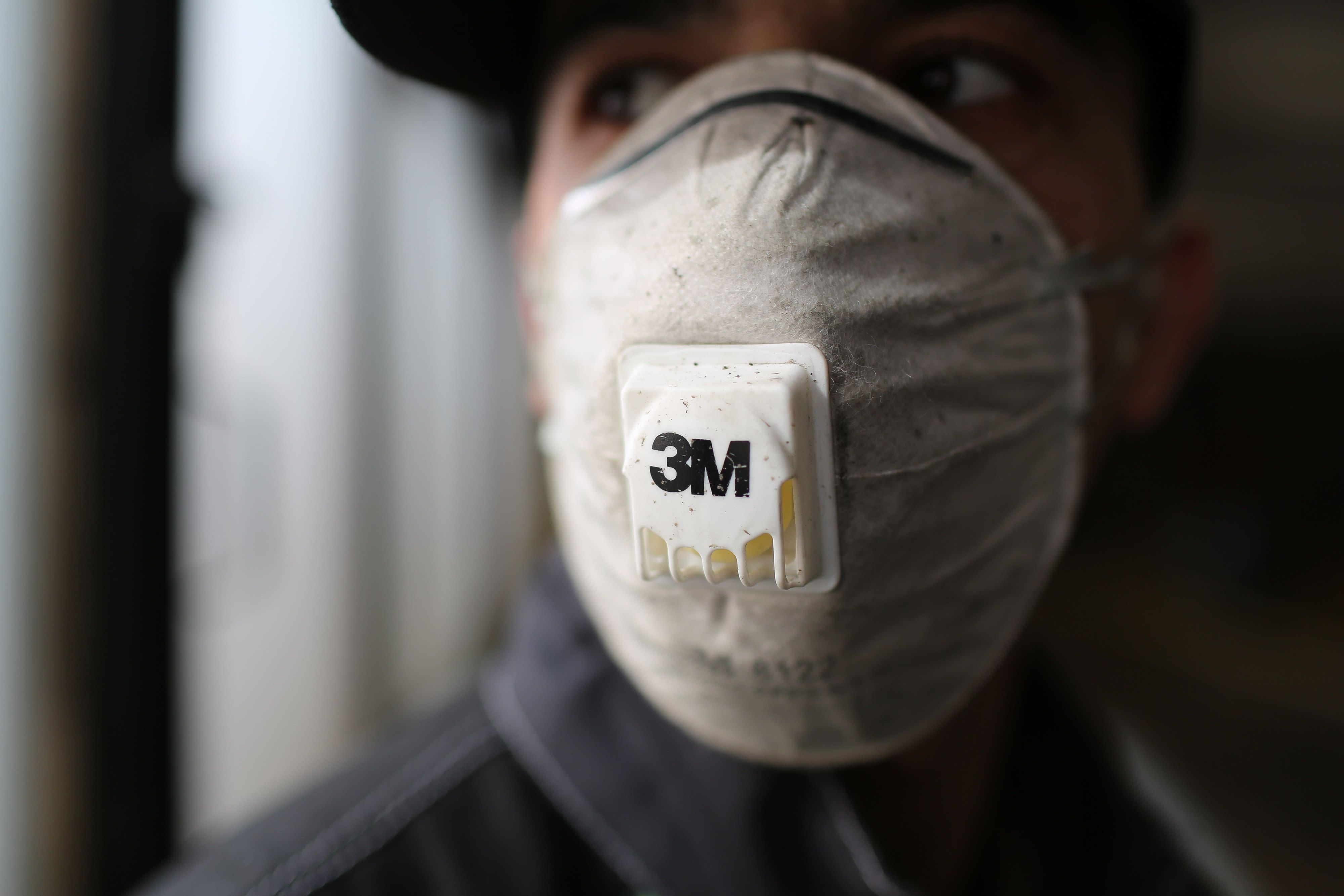 3m standard face mask