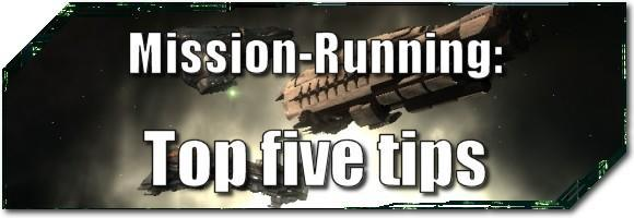 EVE Evolved: Mission-running top five tips