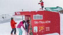 "World's only Ski-Thru ATM returns with a ""twist"""