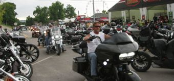 Bikers crowd into Sturgis rally amid pandemic