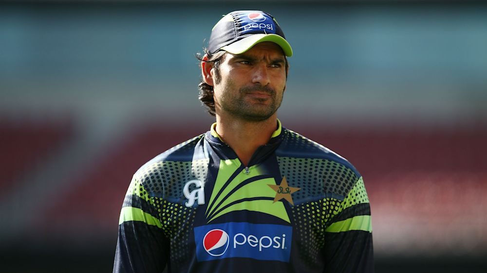 Irfan banned for year after breaching PCB's anti-corruption code
