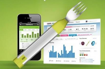 CES Unveiled: The HAPIfork aims to help you track your eating habits with Bluetooth