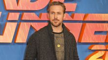 Ryan Gosling Pays Tribute to His Pup George at 'Blade Runner 2049' Photocall, Wears His Dog Tag as a Necklace