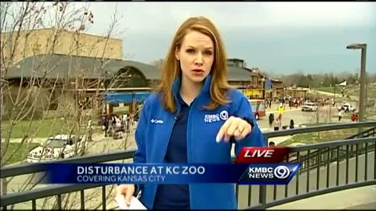 Police break up fights at Kansas City Zoo