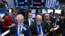 Bolsas dos EUA têm leve baixa sob pressão do setor de saúde