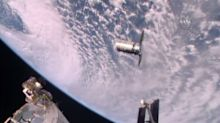Supply ship successfully arrives at International Space Station