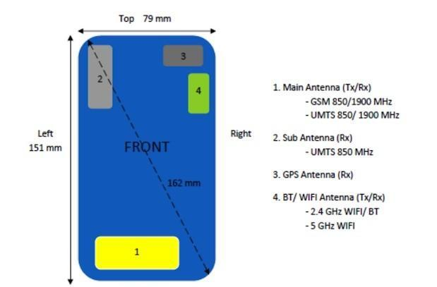 Samsung Galaxy Note 3 drops by the FCC ahead of global launch