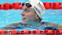 Is Ledecky really an underdog for once?