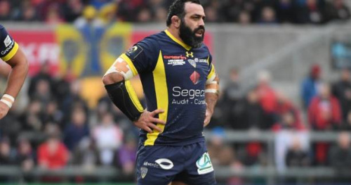 Rugby - Top 14 - ASM - Davit Zirakashvili et Benjamin Kayser (Clermont) forfait contre Brive
